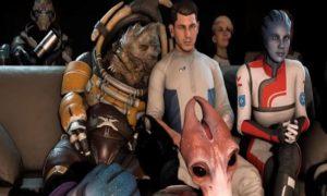 Mass Effect for windows 7 full version