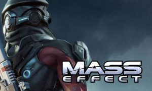 Mass Effect game