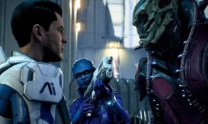 Mass Effect game for pc