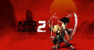 Afro Samurai 2 game