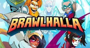 Brawlhalla game