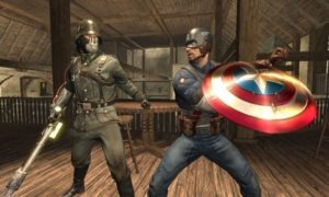 Captain America Super Soldier game for pc