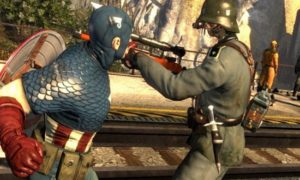 Captain America Super Soldier game for windows 7 full version