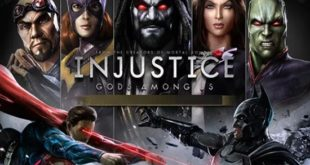 Injustice Gods Among Us game