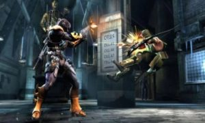 Injustice Gods Among Us game for pc