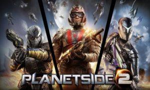 PlanetSide 2 game