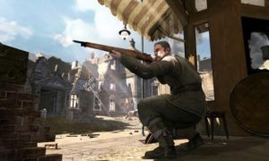 Sniper Elite V2 Remastered game for pc