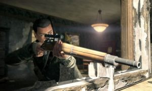 Sniper Elite V2 Remastered game free download for pc full version