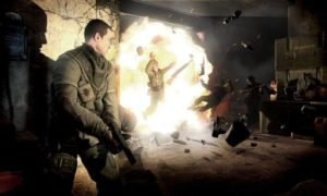 Sniper Elite V2 Remastered pc download