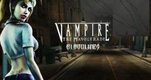 Vampire The Masquerade Bloodlines game