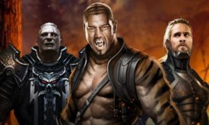WWE Immortals game for pc