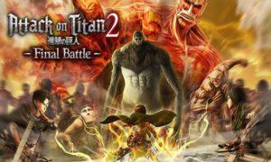 Attack on Titan 2 Final Battle game