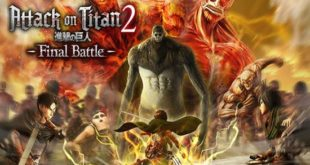 Attack on Titan 2 Final Battle game