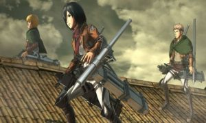 Attack on Titan 2 Final Battle game free download for pc full version
