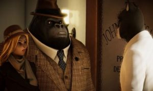 Blacksad Under the Skin game for pc