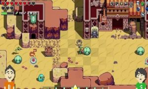 Cadence of Hyrule highly compressed game full version