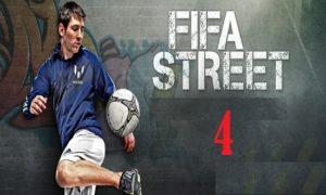 FIFA Street 4 game