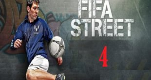 FIFA Street 4 game