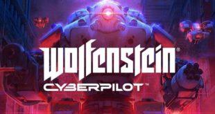 Wolfenstein Cyberpilot game