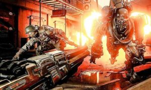 Wolfenstein Cyberpilot highly compressed game full version
