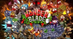 Wonder Blade game