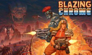 Blazing Chrome game