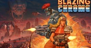 Blazing Chrome game