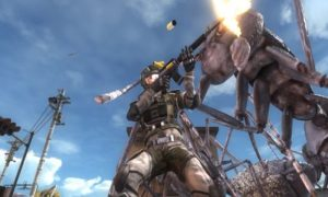 Earth Defense Force 5 highly compressed game full version