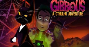 Gibbous A Cthulhu Adventure game