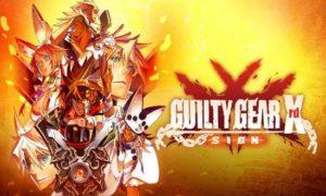 Guilty Gear Xrd game