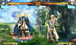 Guilty Gear Xrd game for pc