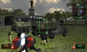 Metal Wolf Chaos XD game for pc