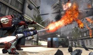 Metal Wolf Chaos XD pc download