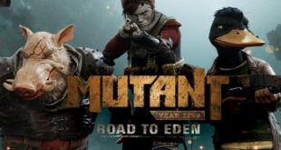 Mutant Year Zero Seed of Evil game
