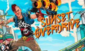 Sunset Overdrive game