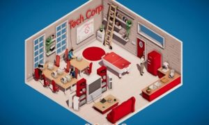 Tech Corp. highly compressed game for pc full version
