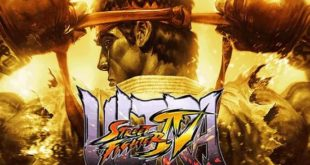 Ultra Street Fighter IV game