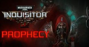 Warhammer 40,000 Inquisitor Prophecy game