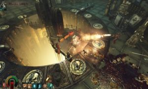 Warhammer 40,000 Inquisitor Prophecy game for pc