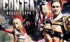 Contra Rogue Corps game