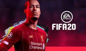 FIFA 20 game
