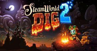 SteamWorld Dig 2 game
