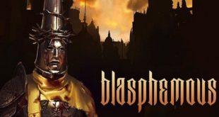 Blasphemous game