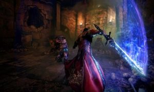Castlevania Lords of Shadow game for pc