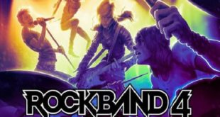 Rock Band 4 game