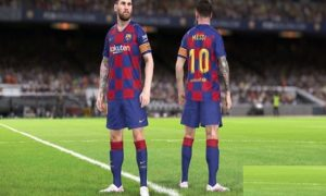 eFootball PES 2020 game for pc