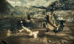 Apache Air Assault highly compressed game for pc full version