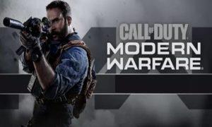 Call of Duty Modern Warfare game