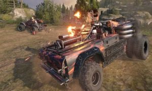 Crossout game for pc