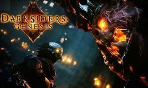 Darksiders Genesis game